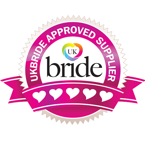 UK Bride approved supplier
